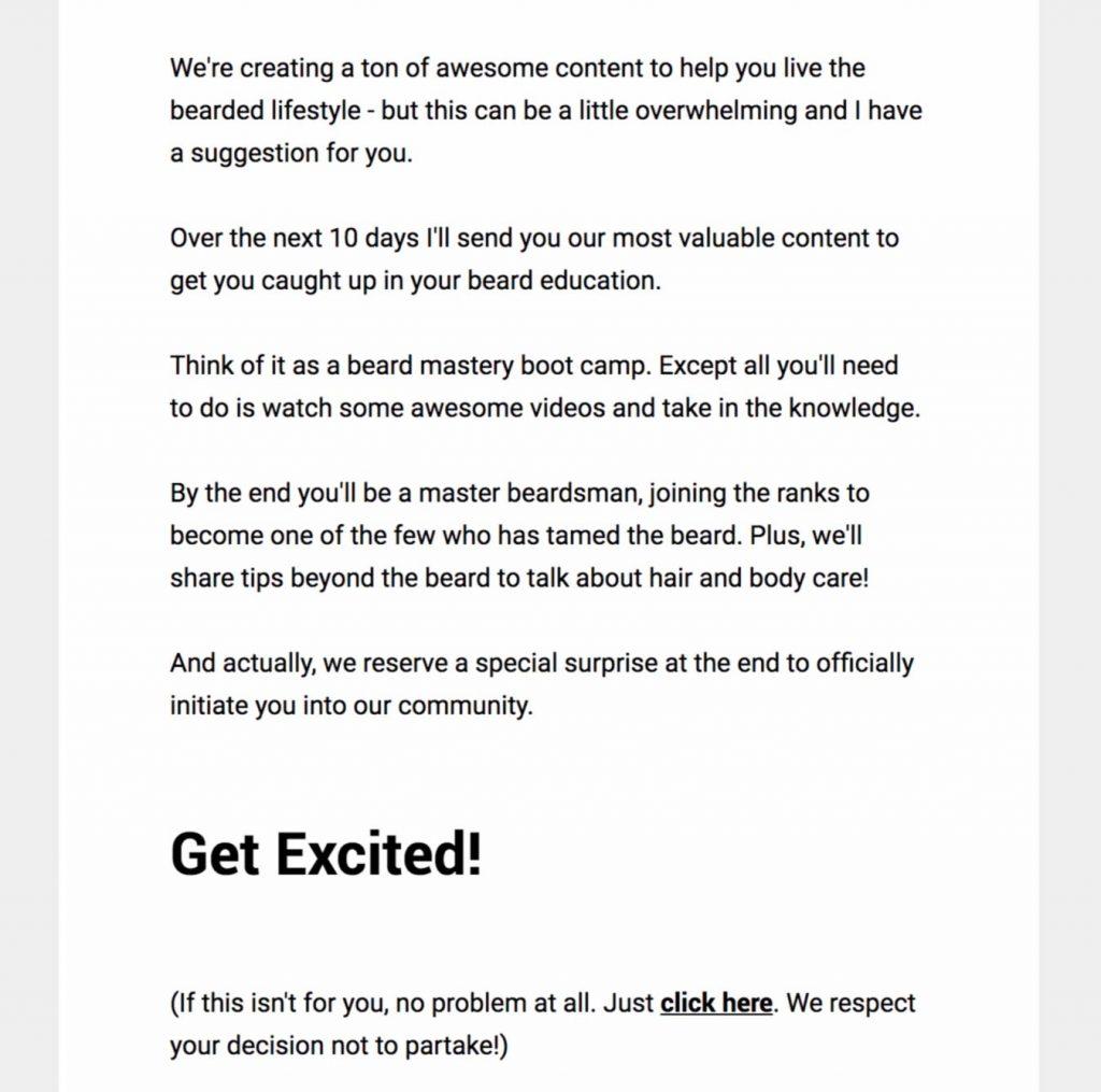 beard brand email