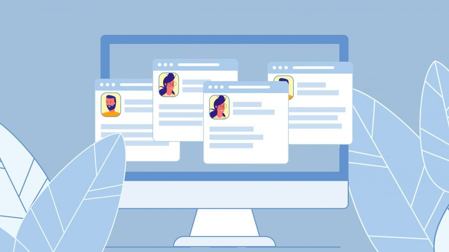live chat ecommerce email marketing