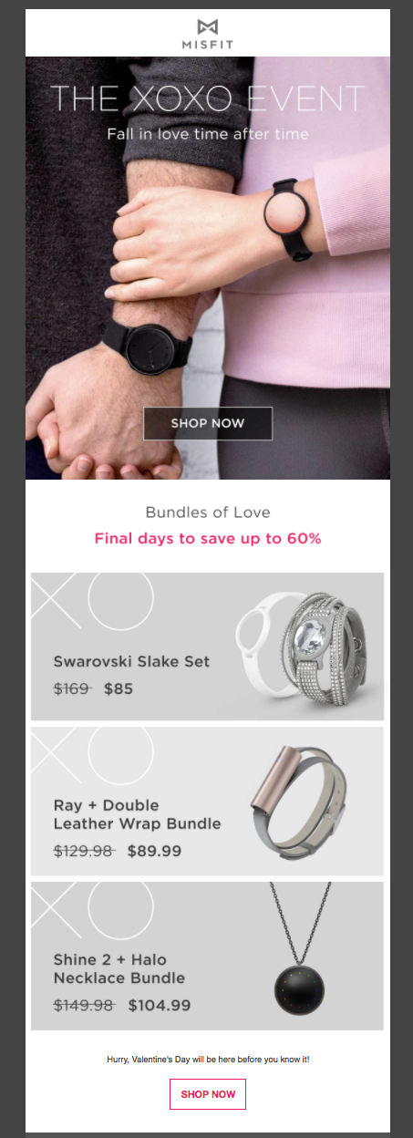 gifts for couples email