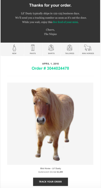 An adorable light brown mini-pony with smooth and almost fluffy fur and mane.