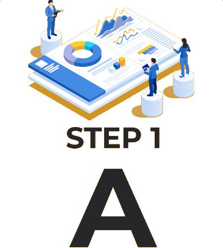 Step 1 A Image