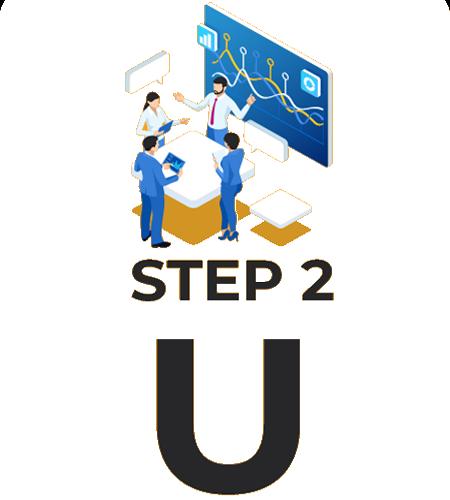 Step 2 U Image