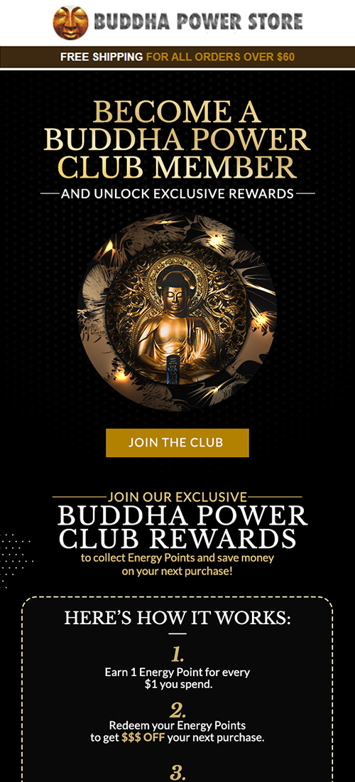 Buddha Power