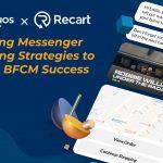 Recart and Chronos Agency, winning messenger marketing strategies BFCM